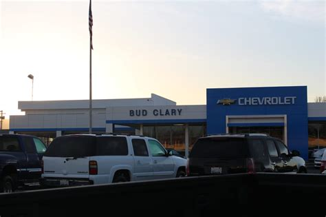 Bud Clary Chevrolet Of Longview At The Crack Of Dawn Yelp