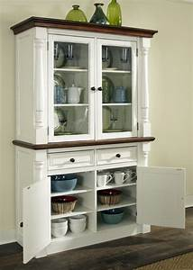 View Kitchen Hutch Cabinet Thediapercake Home Trend Cut And Install An Affordable Kitchen Countertops Ideas
