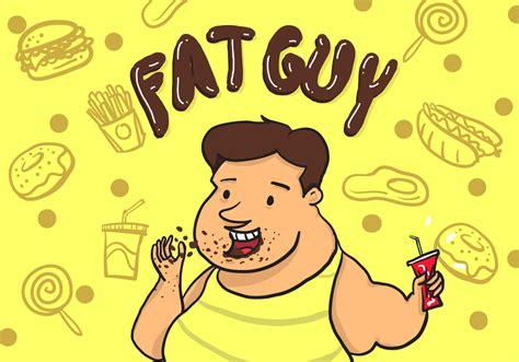 foto de Fat Guy Vector Download Free Vectors Clipart Graphics