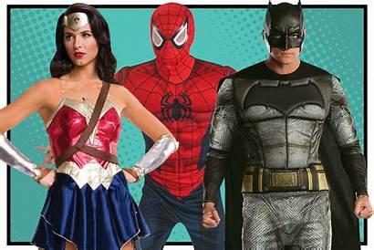Superhero Costumes Costume Looking Party