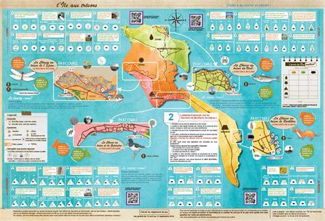 Ile De Tourisme Carte by Noirmoutier Tourisme Voyages Cartes