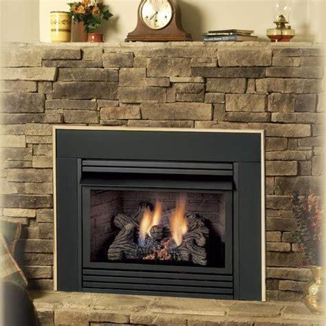 gas log insert fireplace best 25 ventless propane fireplace ideas on