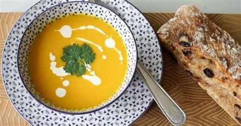 cuisiner le potiron crème de potiron marinière recette de soupe de potiron