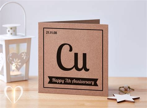 7th Wedding Anniversary Gift Ideas