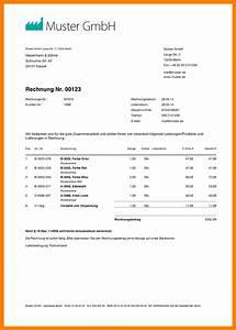 Beispiel Rechnung Kleinunternehmer : 6 rechnung ohne mwst vorlage ark mipa ~ Themetempest.com Abrechnung