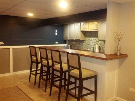 diy basement bar ideas diy basement bar the style files Diy Basement Bar Ideas