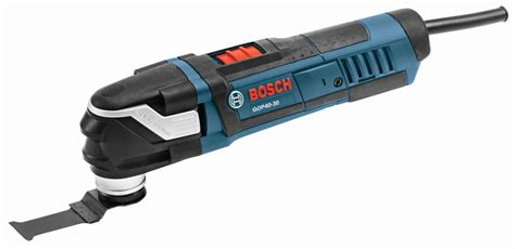 bosch gop40 30b starlockplus 174 oscillating multi tool kit with snap in blade attachment