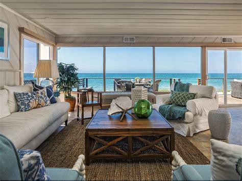 interior beach house decor living room ocean beach house