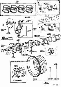 Toyota Starlet Bush For Connecting Rod Small End   Engine