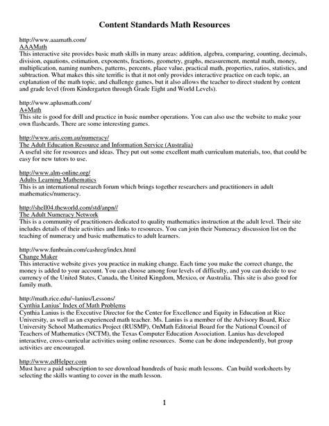 Sat Math Practice Test Worksheets Printable  Sat Practice