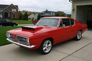 A Sweet 1968 Plymouth Cuda