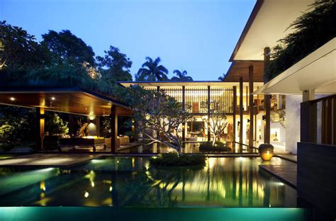 private lush paradise  guz architects idesignarch interior design architecture interior