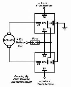 Reverse Polarity Relay Wiring Diagram