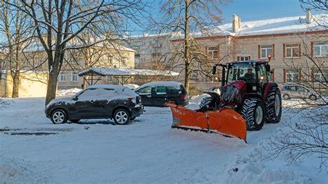 15.februārī tīrīs pagalmus - olaine.lv