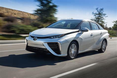 Toyota Elbil 2020 by 2016 Toyota Mirai Review Autoevolution