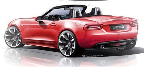 2019 Fiat 124 Spider Abarth New Car Of The Future  Idiot Cars