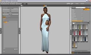 Fashion Design Clothing Software