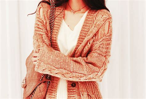 Women's Cardigan Cable Knit Sweaters