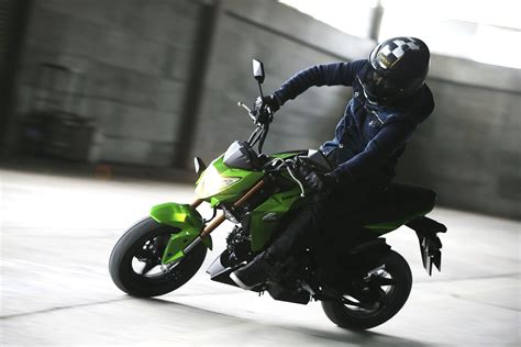 Z125 Pro Image by 2016 Kawasaki Z125 Pro Efi Launched In Indonesia Paul