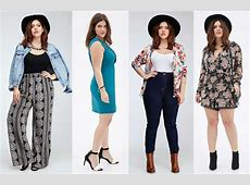 Plus Size Fashion Summer MustHaves For Curvy Women