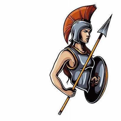 Clipart Greek Armor Paris Mythology Weapons Transparent