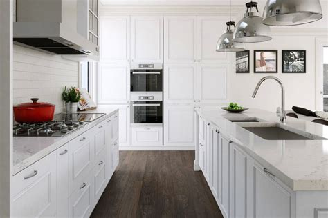 ideas for kitchens with white cabinets 50 best white kitchens design ideas pictures tips
