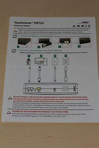 Arris Tm722 Error Lights