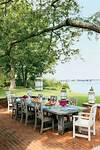 Outdoor Living and Patio Ideas Photos | Architectural Digest outdoor backyard patio ideas