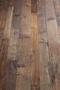 Hand Scraped Wood Floors