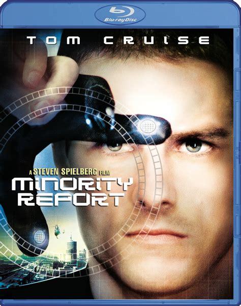 Minority Report DVD Release Date December 17, 2002