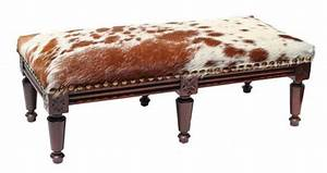 70 Best Images About Cowhide Footstools Ottomans On