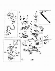 35 Bissell Proheat Parts Diagram