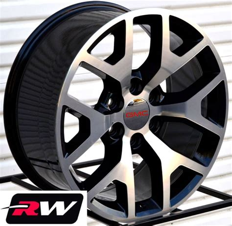 oe replicas wheels 2014 in 2014 gmc oe factory replica wheels rims 22 inch
