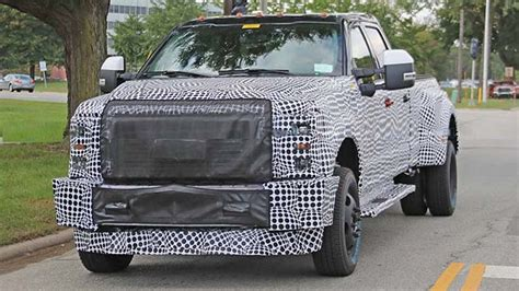 ford super duty   engine release date