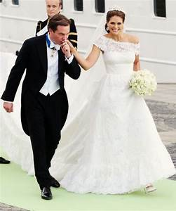 the swedish royal wedding With dresses for family wedding