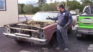 1965 Plymouth Sport Fury Update  Engine Bay Area