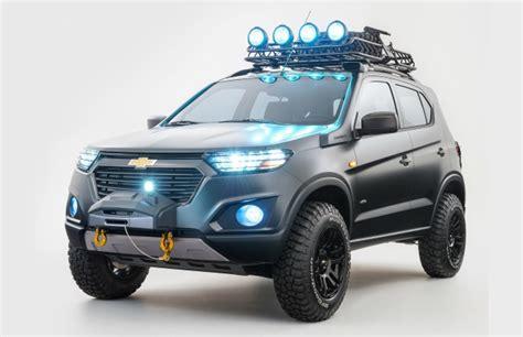 Lada Economica by Chevrolet Niva