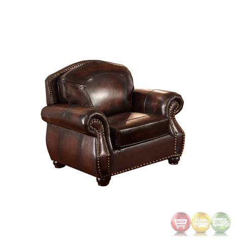 uttermost com ls hyde top grain burgundy leather with antiqued