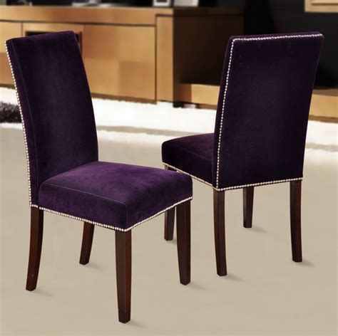 Top 8 Purple Dining Room Chairs  Cute Furniture