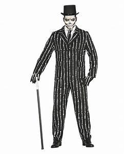Halloween Kostüm Herren Ideen : halloween kost m anzug mit knochen kost m frau mann ~ Lizthompson.info Haus und Dekorationen