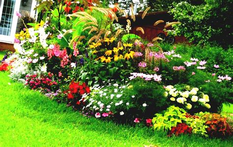 pictures of flower garden ideas cheap flower garden ideas