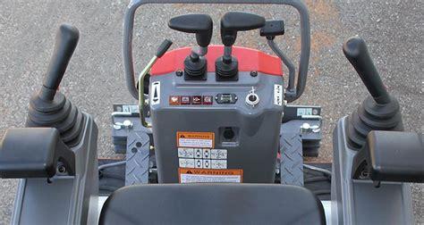 takeuchi tbr compact excavator power equipment company