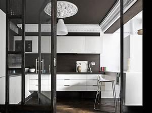 style haussmannien page 5 de 8 frenchy fancy With charming peindre un plafond avec des poutres 5 inspirations osez peindre votre plafond frenchy fancy