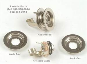Fender Amp Jacks