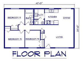one level house plans with basement 44 by 24 house plans ranch house plans from the house