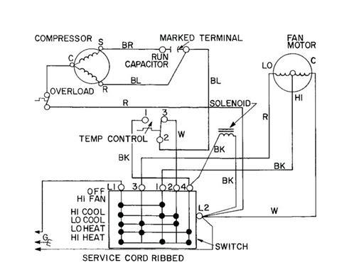 bryant heat wiring diagram package unit bryant