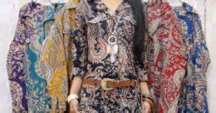 divya fashion maxi batik bali