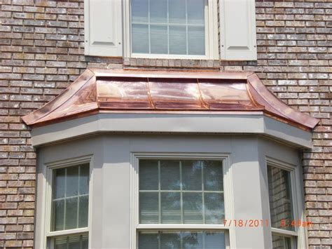 curved copper roofs traditional exterior  global home improvement