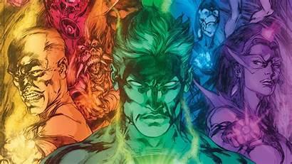 Lantern Corps Wallpapers Dc Atrocitus Comics Night