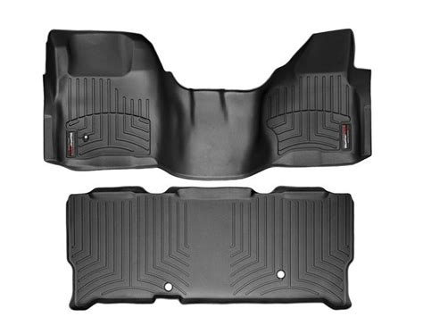 Weathertech Floor Mats Ford F250 by 2008 2010 F250 F350 Duty Supercab Weathertech